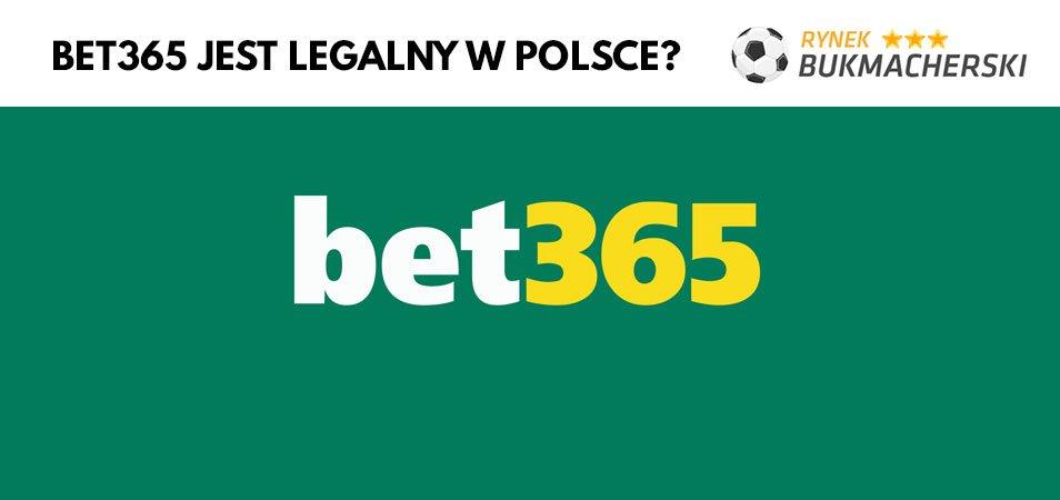 Czy Bet365 jest legalny w Polsce?